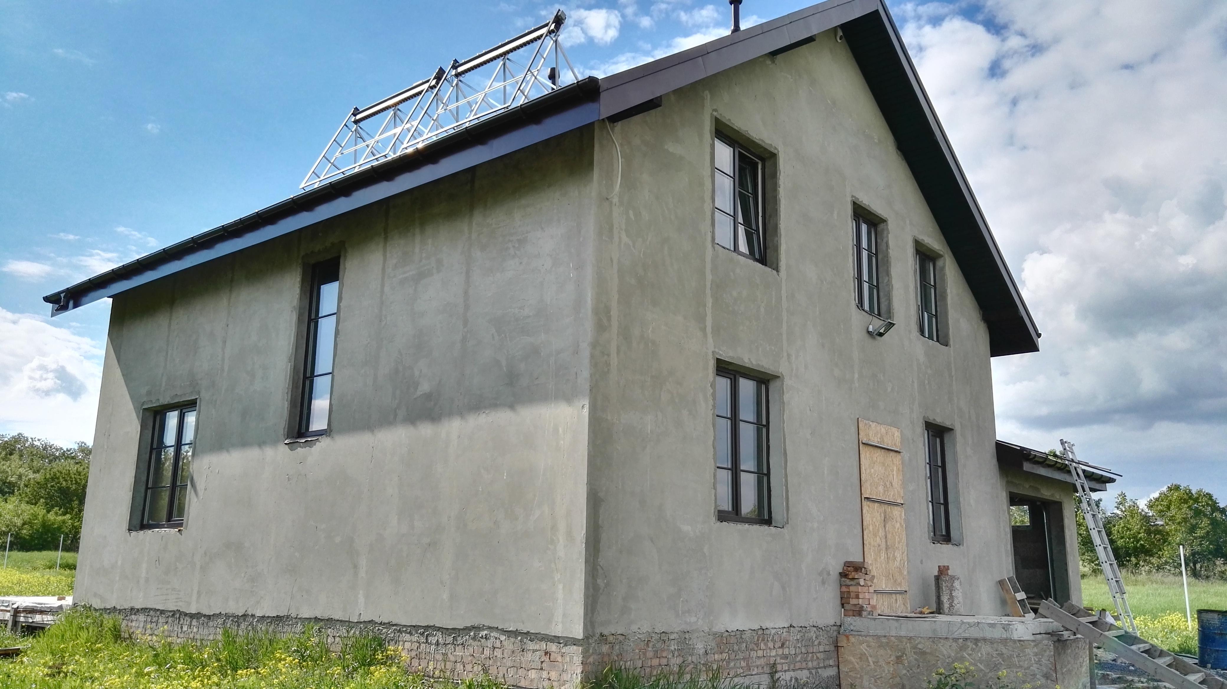 Тендера на ремонт фасадов жилых домов