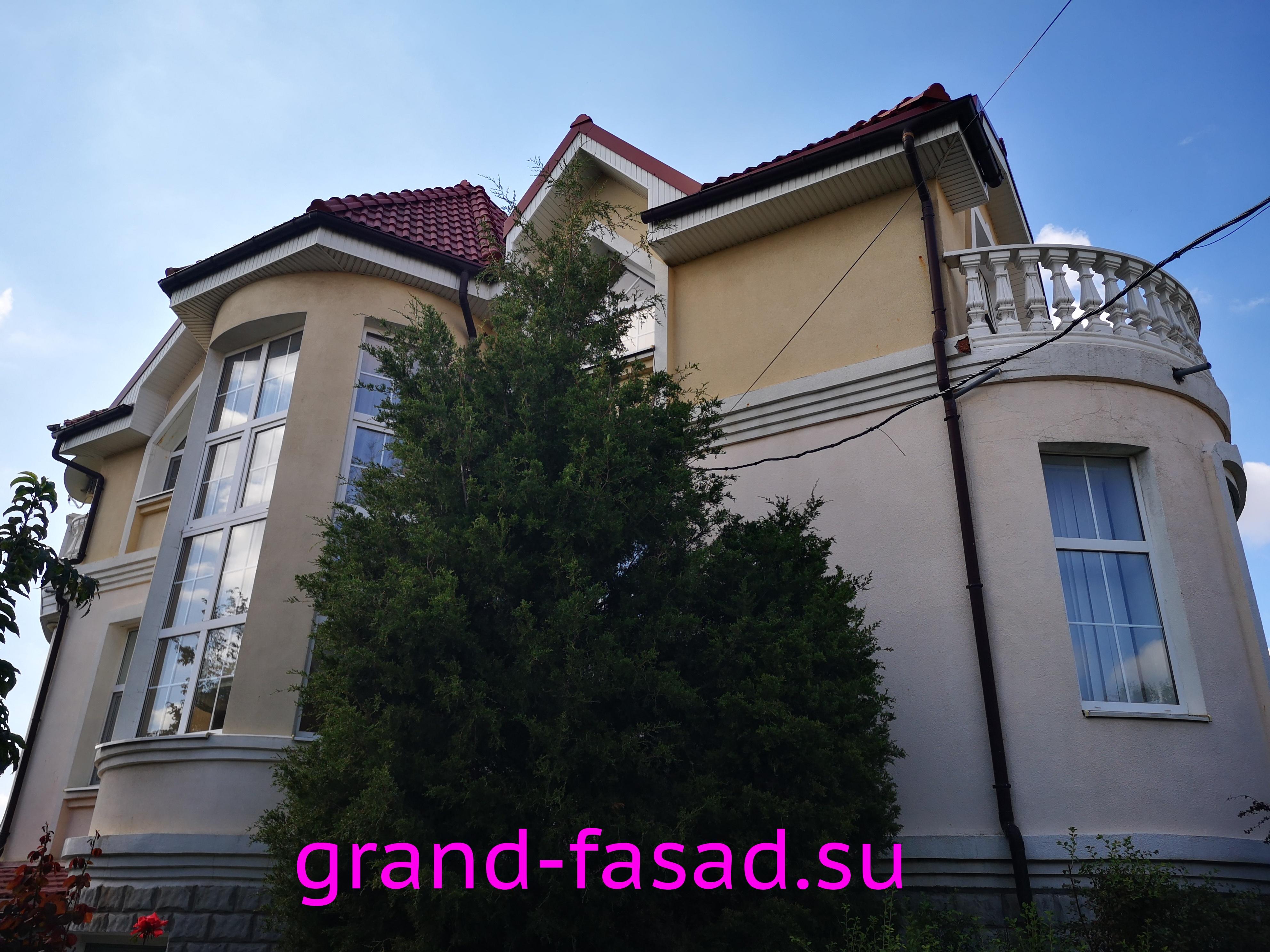Ремонт фасада многоквартирных домов в москве