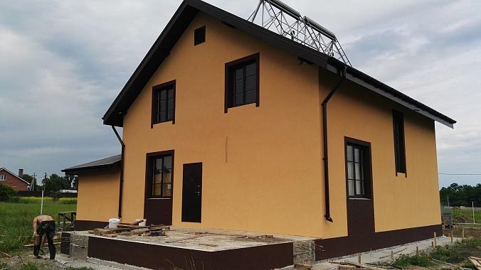 фото фасадов частных домов